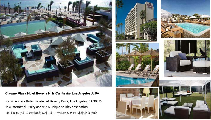 Crowne Plaza Hotel Beverly Hills California- Los Angeles ,USA