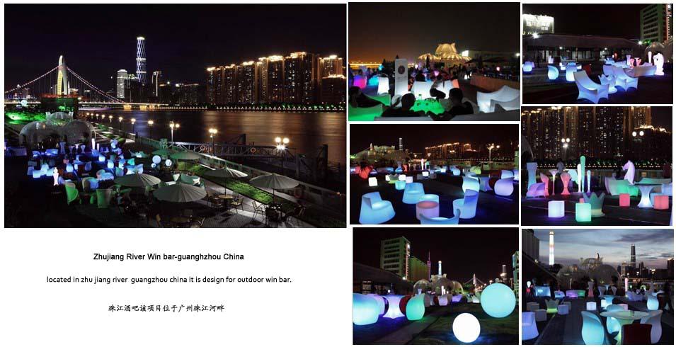 Zhujiang River Win bar-guanghzhou China