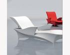 LED发光躺椅 MDL61-9541