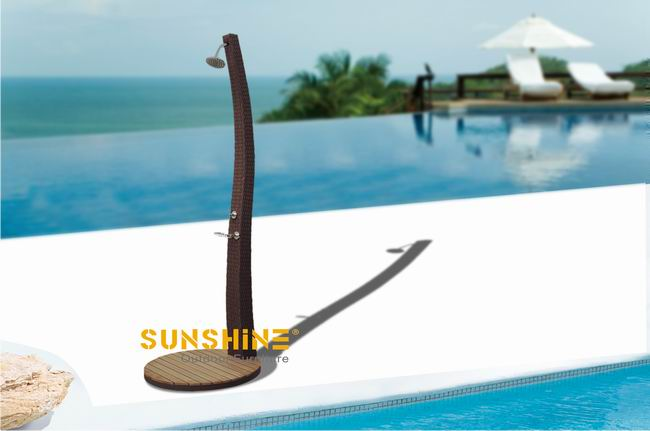 Outdoor Swimming Pool Shower Outdoor Furniture Modern