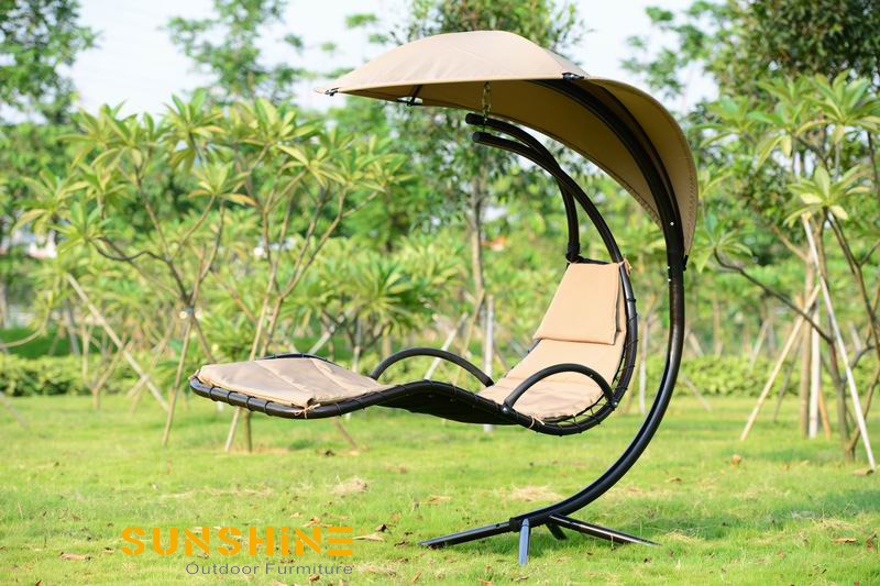 Garden Swing Chair Outdoor Furniture Modern Rattan Furniture Patio