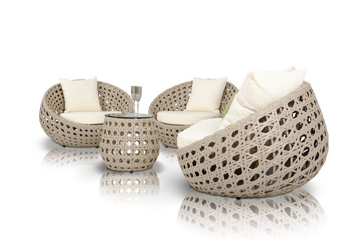 Outdoor Rattan Sofa Outdoor Furniture Modern Rattan